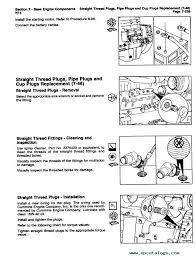 Engine Troubleshooting Chart Pdf Cummins N14 Engines Shop Troubleshooting Repair Manual 1991 1992 Pdf