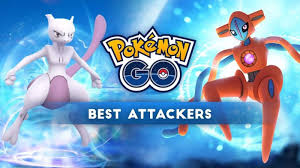 Pokemon Go Best Attackers - Dexerto
