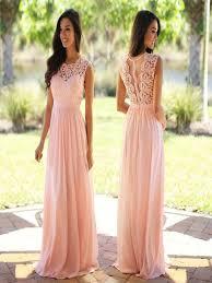 blush pink lace bridesmaid dresses long bridesmaid dresses
