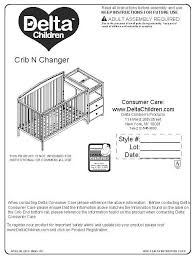 delta baby crib parts duval assembly instructions you 7 instructions for converting delta crib to toddler bed