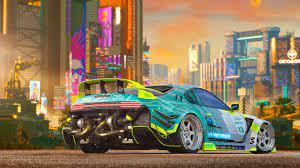 1366x768 Cyberpunk Car 4k 1366x768 ...