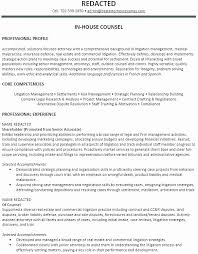 Insurance Attorney Sample Resume
