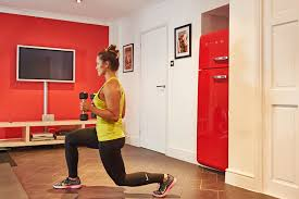 personal trainer s home workout plan