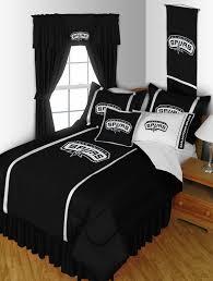 nba san antonio spurs comforter set basketball bedding queen size lakers dimensions ikea king slats full