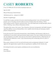 free to use cover letter builder