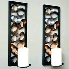 modern candle wall sconces canada awesome sconce pertaining to 6