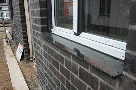 Fensterbank Außen Granit Haus Deko Ideen