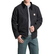 carhartt 102359 full swing armstrong jacket fleece lined factory seconds for men