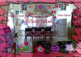 decoration birthday party home unique braesd com