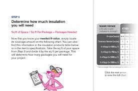 Blown In Insulation Depth Chart Atticat R 19 Blown In Insulation Sound Barrier