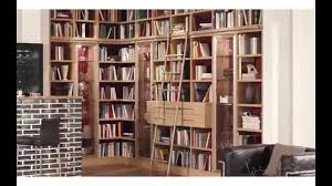 Library Ladders | High Quality German Rolling Library Ladders For Your Home  Library - YouTube