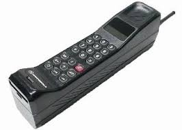first motorola phone. motorola introduced the first mobile phone dynatac, which was called \