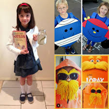 super easy diy book week costume ideas that you can pull together in a couple