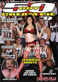 50 Guy Cream Pie 9 DVD Devil s Films