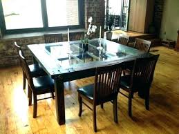 unique dining tables sets room large size of table gl and wood chairs canada t