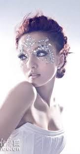masquerade crystal mask