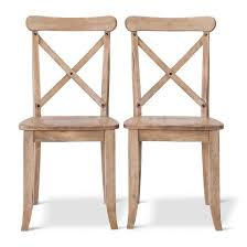 high dining chairs target. harvester x-back dining chair (set of 2) - beekman 1802 farmhouse™ high chairs target