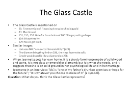 The Glass Castle Quotes Fascinating Jeannette Walls's The Glass Castle Ppt Download