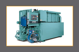 york chillers water air cooled chiller systems johnson controls ypc water cooled two stage absorption chiller