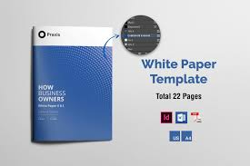 White Paper Templates 028 Template Ideas Brochure Templates Word White Paper