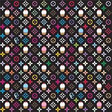 Lv Pattern Classy LV Cupcake By Forshurez On DeviantArt