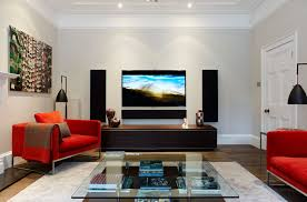 Show Living Room Designs Beautiful Living Room Tv Setup Ideas Rooms Show Huge In