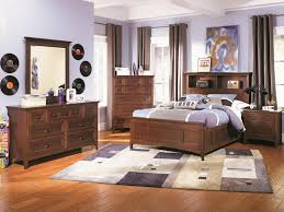 Next Mirrored Bedroom Furniture Next Generation By Magnussen Riley Twin Panel Bed With Two Storage