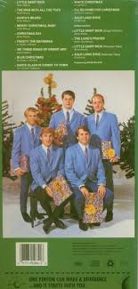 The Beach Boys CD : The Beach Boys' Christmas Album (US-Longbox ...