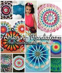 Free Mandala Crochet Patterns
