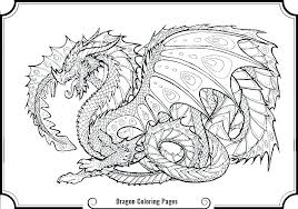 Coloring Pages Awesome Dragon Coloring Pages Dragon Coloring Pages