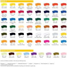 16 Up To Date Color Mix Chart Acrylic Paints