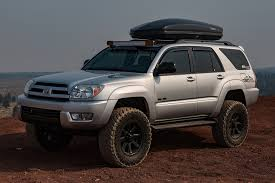 a general overview of the 4th gen toyota 4runner 2003 2009