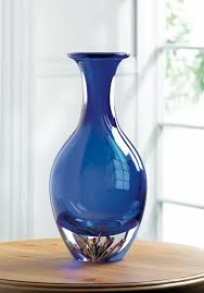 small vases decorative blue vase modern vase decorative vase glass glass vase