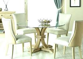 round glass dining table set round glass dining room table set top sets glass top dining