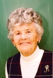 REID: Iva Margaret (Allan) of Hensall - Haskett Funeral Homes   Exeter,  Lucan, Seaforth & Zurich Ontario