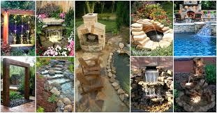 small garden water fountains garden outdoor garden water fountains awesome exteriors small backyard ponds and waterfalls