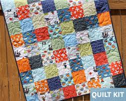 Treasure Map Quilt Kit, Pirate Quilt, Baby Boy Quilt, Layer Cake ... & Treasure Map Quilt Kit, Pirate Quilt, Baby Boy Quilt, Layer Cake, Charm Adamdwight.com