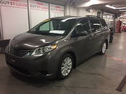 Used 2015 Toyota Sienna LE AWD in Cowanville - Used inventory ...