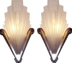 art deco reproduction lighting. fine decoration art deco wall sconces cool ideas reproduction lighting nouveau glass tiffany lamp m