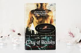 Book Review  City of Bones  The Mortal Instruments         The Power