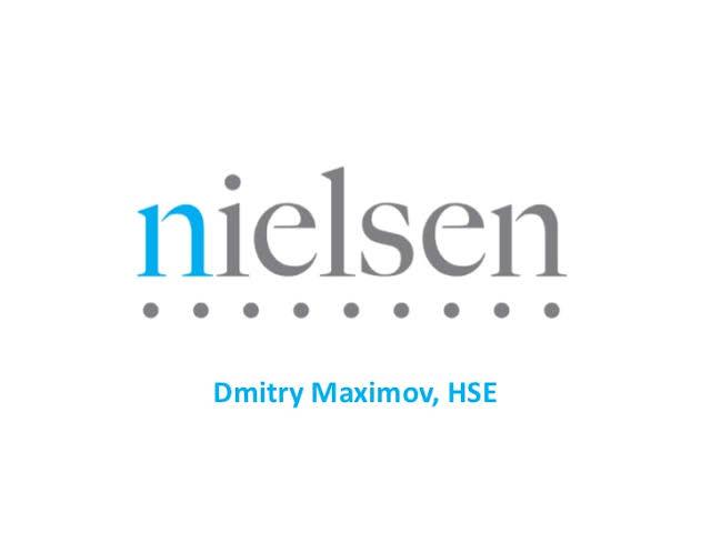 Nielsen Company Graduate and Non-Graduate Recruitment