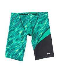 Youth Swim Jammer Size Chart Tyr Boys Reaper Wave Jammer Swimsuit