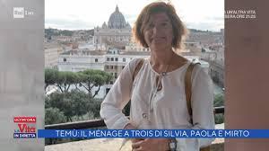 Temù, Laura Ziliani sepolta nella casa delle croci? - La vita in diretta  13/10/2021 - YouTube