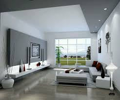 design of living room modern