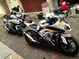 At tern, we build bikes that defy expectations for what a bike can do. Malaysian Police Launches Fleet Of 2013 Kawasaki Ninja 250 Patrol Bikes Video Motorcycle Com News