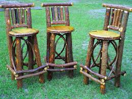 rustic wood bar stools. Full Size Of Bar Stools:rustic Stools Custom Wood Outdoor Swivel With Arms And Rustic D
