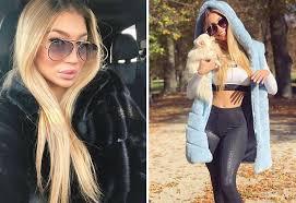 Barbora hroncekova, fidanzata di milan skriniar, accende il derby d'italia: Barbora Hrocenkova No Te Pierdas A La Novia De Un Pretendido Del Real Madrid Novias Futbol