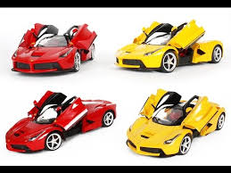 1 14 scale ferrari la ferrari laferrari radio remote control model car r c rtr open doors toy