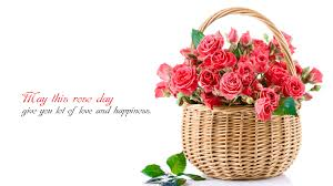 happy rose day wallpaper for laptop and desktop transpa png image hd hd wallpaper