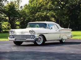 RM Sotheby's - 1958 Chevrolet Impala 'Tri-Power' Convertible ...